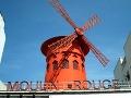 Moulin Rouge, Montmartre, Paríž