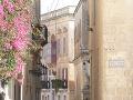 Historické uličky Mdina, Malta
