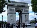 Víťazný oblúk, Paríž, Francúzsko