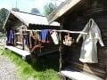 skanzen sámskej dediny, Karasjok,