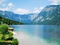 Bohinjské jazero, Slovinsko
