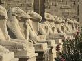 Chrám v Karnaku, Antické