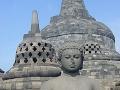 Borobudur, Indonézia