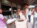 Chapati, príprava indických placiek,