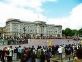 Buckinghamský palác,Londýn, Veľká Británia