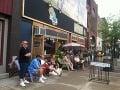 The Mitten Bar, Ludington,