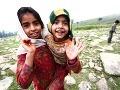 Deti z osady, Kašmír,