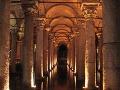 Rezervoár Basilica, Istanbul