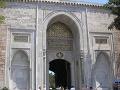 Cisárska brána, Palác Topkapi,