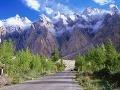 Diaľnica cez Karakoram, Pakistan