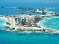 Cancún je veľmi živé