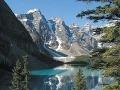 Jazerá v Skalistých horách