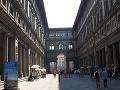 Galéria Uffizi, Florencia