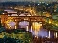 Ponte Vecchio, Florencia, Taliansko