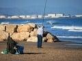 Pláž Malvarrosa, Valencia