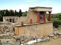 Palác Knossos, Kréta, Grécko