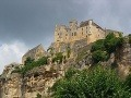 Hrad Beynac, Dordogne, Francúzsko