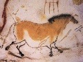 Maľba v jaskyni Lascaux,