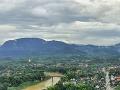 Luang Prabang z vyhliadky