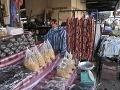 Trh v Pakse, Laos