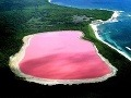 jazero Hillier, Austrália