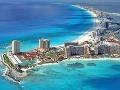 Cancún je síce plný