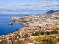 Funchal, Madeira, Portugalsko