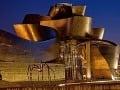 múzeum Guggenheim, Bilbau, Španielsko