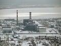 Černobyľ, Ukrajina