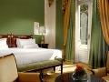 Villa La Cupola Suite, Westin Excelsior, Rím, Taliansko