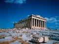 Partenón, Atény, Grécko