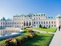 Zámok Belvedér, Viedeň, Rakúsko
