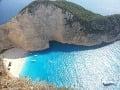 Pláž Navagio, Zakynthos Peter Molnár