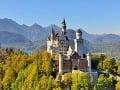 Neuschwanstein, Nemecko