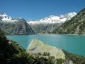 jazero Gelmersee, Švajčiarsko