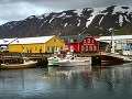 Mestečko Siglofjordur priťahuje svojou