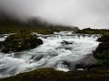 zátišia južného Islandu