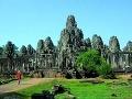 V oblasti Angkor je
