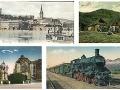Na starých pohľadniciach