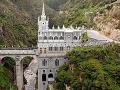Svätyňa Las Lajas, Kolumbia