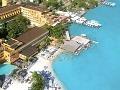 Hotel Hamaca je ikonou letoviska Boca Chica. Postaviť ho nechal diktátor Rafael Trujillo a po úteku z Kuby v ňom býval Batista, Dominikánska republika