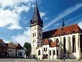 Bardejov - Kostol sv.
