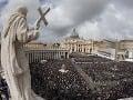 Veľkonočný Vatikán, Taliansko