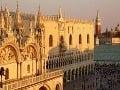 Dóžací palác Palazzo Ducale,