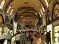 Veľký bazár v Istanbule