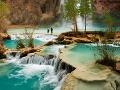Vodopády Havasu