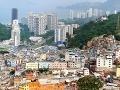 Favela Rocinha, Rio de