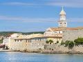 Mesto Krk, Krk, Chorvátsko