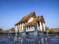 Wat Suthat, Bangkok, Thajsko