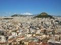 Vrch Lycavittos, Atény, Grécko